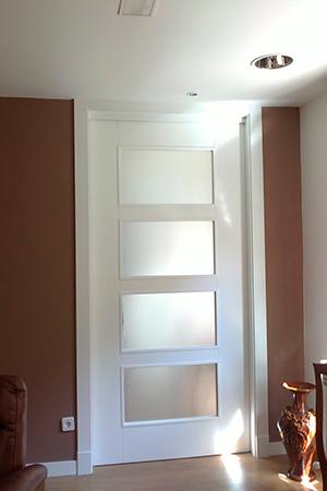 Enlace a la sección puertas de interior