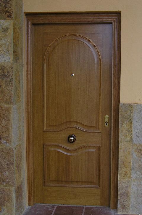 Puertas Videco - P. Acorazada Mod. Oval - Puertas Videco