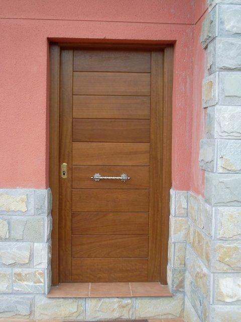 Puertas Videco - P. Entrada Maciza Mod. L2 - Puertas Videco