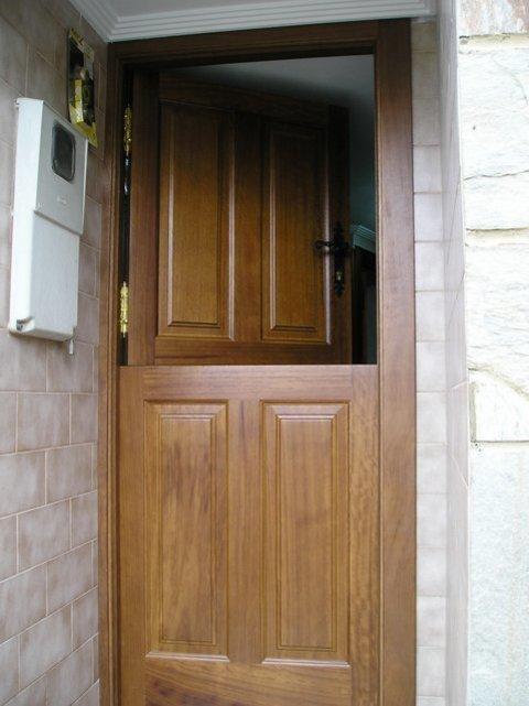 Puertas Videco - P. Entrada Cuarteron Mod. Nº 2 - Puertas Videco