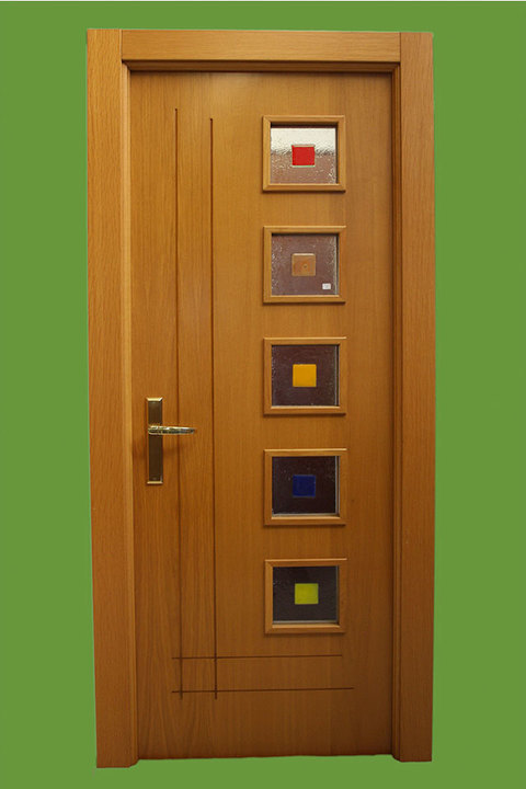 Puertas Videco - P. Interior Lisa Mod. C2 - Puertas Videco