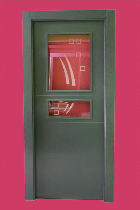 Puertas Videco - P. Interior Lisa Mod. C4 - Puertas Videco