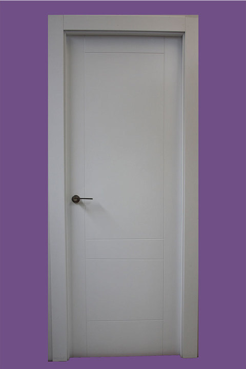 Puertas Videco - P. Interior Lisa Mod. C6 - Puertas Videco