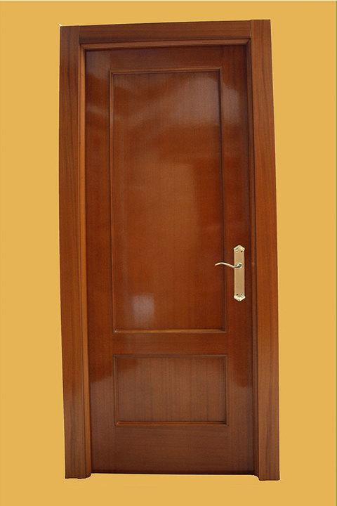 Puertas Videco - P. Interior con Moldura Mod. Nº3 - Puertas Videco