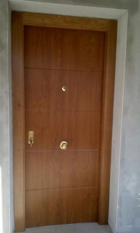Puertas Videco - P. Acorazada Mod. C8 - Puertas Videco