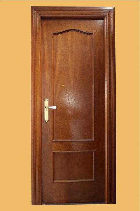 Puertas videco puertas con molduras p interior con moldura mod p r - Molduras para puertas ...