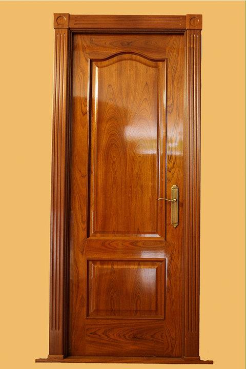 Puertas Videco - P. Interior con Moldura Mod. P.R.T.M - Puertas Videco