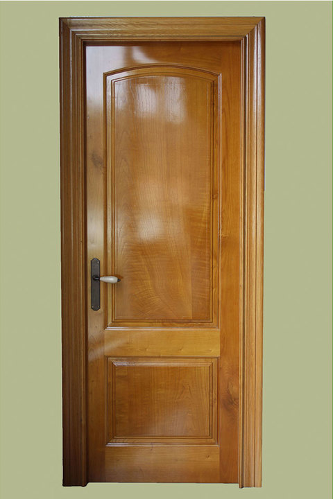 Puertas Videco - P. Interior con Moldura Mod. Castaño - Puertas Videco