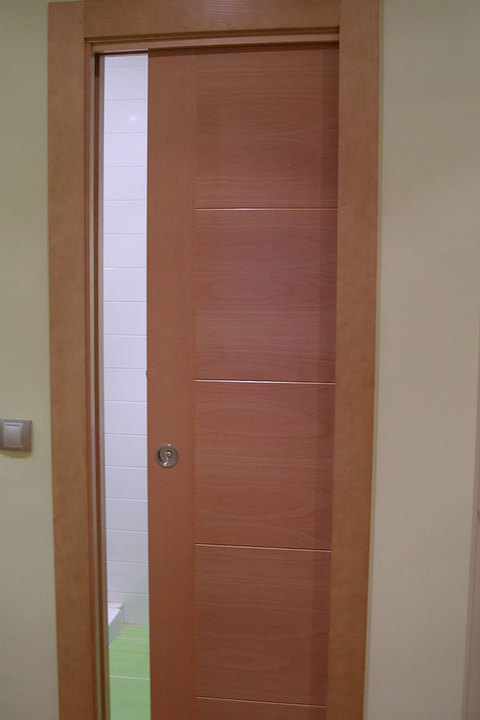 Puertas Videco - P. Interior Correderas Armazon - Puertas Videco