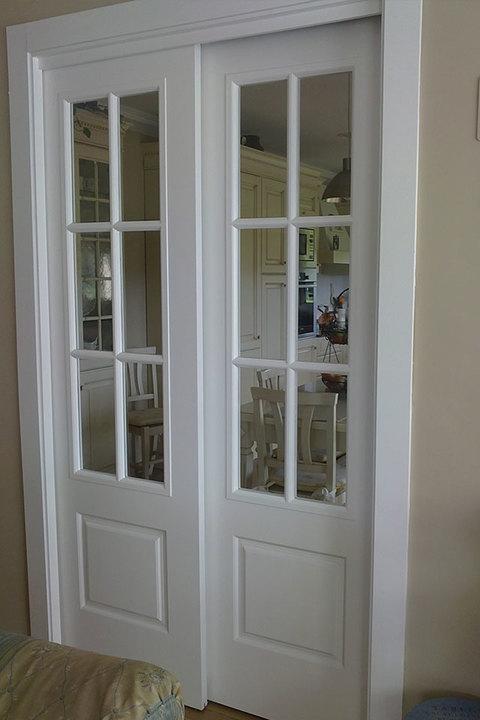 Puertas Videco - P. Interior Correderas Paralelas - Puertas Videco
