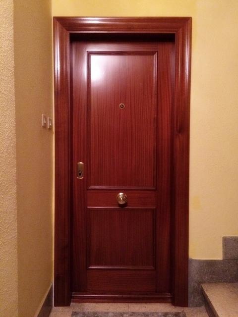 Puertas Videco - P. Acorazada Mod. 2 Cuadros - Puertas Videco