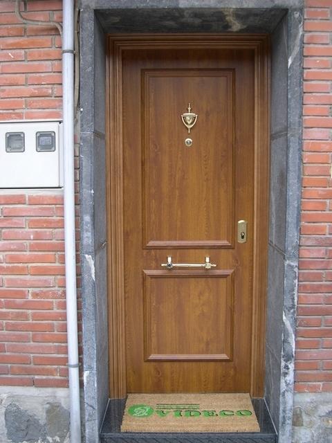 Puertas Videco - P. Acorazada Aluminio Mod. 2C - Puertas Videco