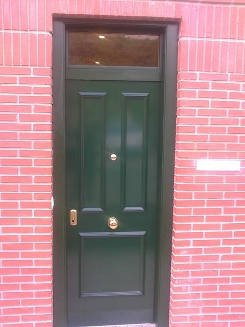 Puertas Videco - P. Acorazada Aluminio Mod. 3C - Puertas Videco