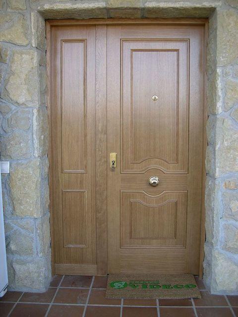 Puertas Videco - P. Acorazada Mod. S.E. - Puertas Videco