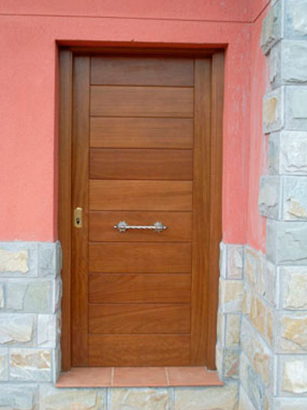 Puertas Videco -  Puertas Entrada Macizas - Puertas Videco