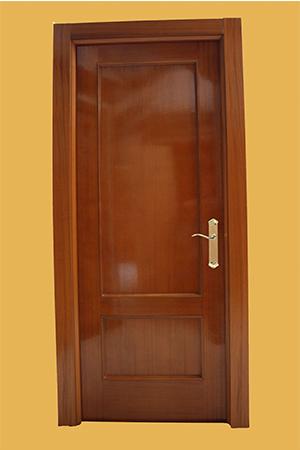 Puertas con molduras