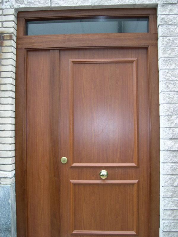Puertas Videco -  Puertas Acorazadas de Aluminio - Puertas Videco